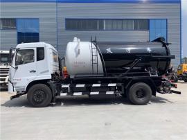 牛养殖场运输粪污车,牛场8方10方污水沼液抽渣车