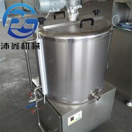 150L普惠型杀菌机 鲜奶杀菌机 牛奶消毒设备