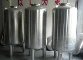 圆型不锈钢无菌水箱3T/4T/5T/10吨ф1500x1500x2.0尺寸
