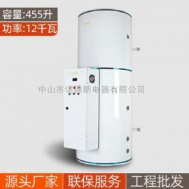 健身房热水器455升12KW电热水器工地50人热水器美容美发电热水器