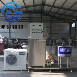 牛奶机械设备 鲜奶生产线