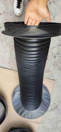 嵘实耐酸碱布油缸防护罩 产品形状可根据要求设计