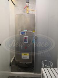 立式电蒸汽锅炉80KW电热锅炉智能电热水炉