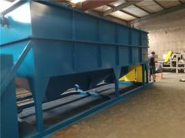 COD去除洗剂污水处理斜管沉淀器