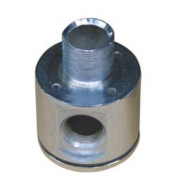 加油站加油机视油器 视油镜 6分1寸油管连接器 油枪胶管接头