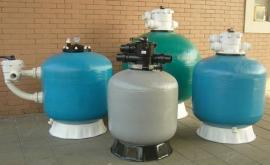 泳池景观池温泉水疗水处理就选沙缸水处理循环过滤设备