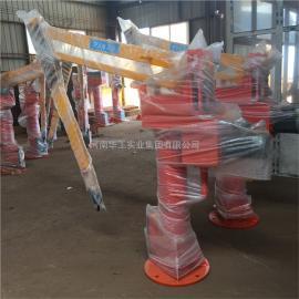 100公斤-1000公斤固定式曲臂平衡吊 车床上下料用电动平衡吊