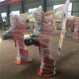 300公斤固定式移动式平衡吊PJ030 仓库吊运作业平衡吊 小吊机