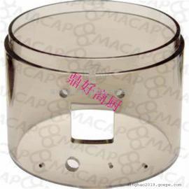 原装意式磨豆机配件MACAP M5/ PLUS 咖啡磨豆机储粉槽 储粉仓