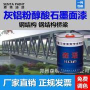 灰铝粉醇酸石墨面漆的成分和用途