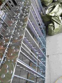 金属承重型TL框架钢制拖链 穿线保护电缆拖链