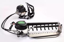 本田HHQ35C背负式采茶机摘茶叶机器工具快速茶叶采摘机