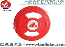 船用玻璃钢救生圈防护箱、JSQX船舶平台海上救生圈防护*存放盒