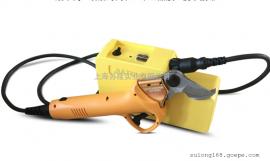 加藤电动剪JT-3/JT-4果树修枝剪 锂电池充电式 电动修枝剪刀