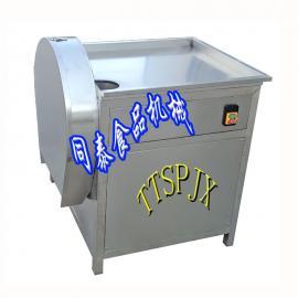 电动地瓜切片机 自动切红薯片机器