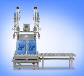 60升固化剂灌装设备,称重液体灌装机