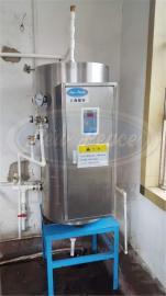 反应釜夹层锅实验室灭菌配套用30kw立式工业热水锅炉
