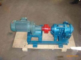茁博品牌LC-18球墨铸铁材质转子的罗茨泵