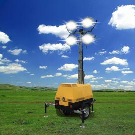9米移动照明车 选配LED灯应急工程照明设备 升降灯塔爆款