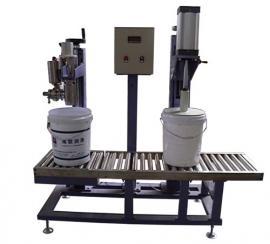 18升润滑油灌装机 20升润滑油灌装机