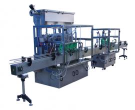 农药医药称重灌装机 有机溶剂自动称重灌装机设备