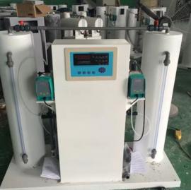 二氧化氯发生器投加器次氯酸钠发生器AB剂盐酸氯酸钠反应