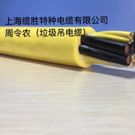 3*16mm2+8*1.5mm2|垃圾吊电缆