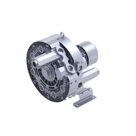 旋涡气泵带消音器 5.5kw高压风机XGB-5500SB