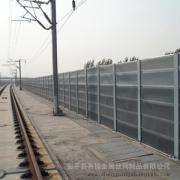 噪声屏障 彩钢板隔音墙 公路噪声隔音治理