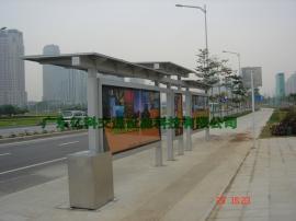 乐昌城市公交候车亭 揭西公交候车亭定制