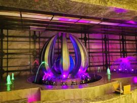 乐清室内音乐喷泉安装维修-室外喷泉设施设备维护保养公司