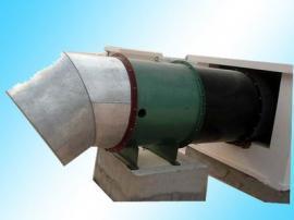 上虞一能HTF-11双速轴流排烟风机