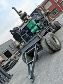 1012型移动破碎机 产量50T/h