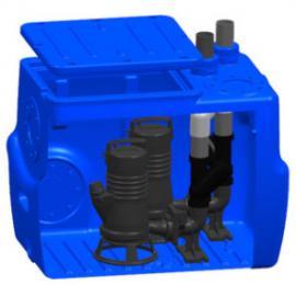 PE污水提升器-统源泵业