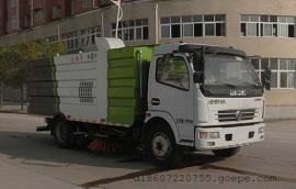 虹宇牌HYS5120TXSE6型洗扫车