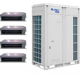 格力商用大型中央空调工程 格力多联机系列 GMV-504W/A