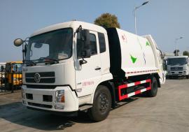 东风天锦12方压缩垃圾车哪有卖的