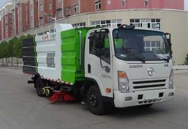 虹宇牌HYS5102TXSE5型洗扫车
