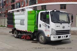 虹宇牌HYS5120TXSC5洗扫车