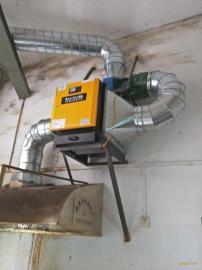 双尼4000风量小型厨房油烟净化器报价