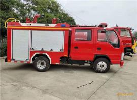 JDF5072GXFPM20/Q型泡沫消防车