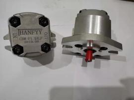 HANFYY齿轮泵 CBS-D300系列齿轮泵 铸钢高压耐磨齿轮液压泵