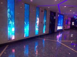 酒吧天幕DJ舞台用哪型号?LED显示屏全包含系统多少钱一平方?