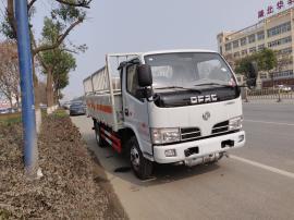 东风4.2米氧气瓶 氢气瓶 钢瓶危险品运输车参数配置