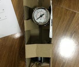 烁晋2 riegler压力表标准mano压力表110.75