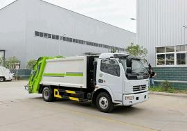碳钢 不锈钢垃圾车五十铃6方压缩垃圾车垃圾箱
