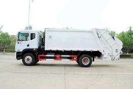 碳钢 不锈钢垃圾车垃圾箱小型压缩垃圾车