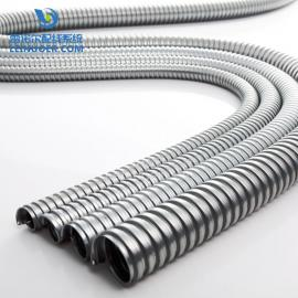 不锈钢金属波纹穿线管,304光纤用线缆保护套管