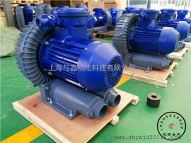 石油化工通风散热防爆旋涡气泵
