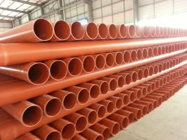 cpvc电力管企业生产国标电网DN200PVC-c塑料高压电线套管